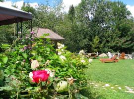 Chalets et Studios Le Vent Du Nord, hotel perto de Mont-Tremblant National Park, Lac Supérieur