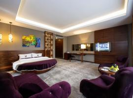 Gold Majesty Hotel, hotel in Bursa