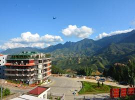 Sapa Vista Hotel, hotel in Sapa
