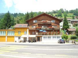 Hotel Alpina, hotel near Alt St. Johann-Sellamatt, Unterwasser