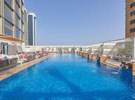 Media One Hotel, hotel near Burj Al Arab Tower, Dubai
