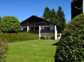 Alpen Deluxe Oberammergau, pet-friendly hotel in Oberammergau