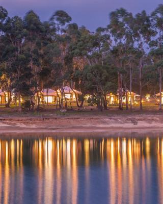 Olio Bello Lakeside Glamping
