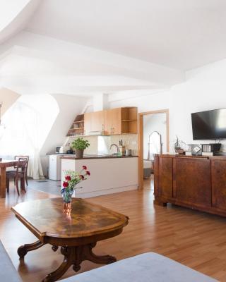 Jacob Brno Apartments