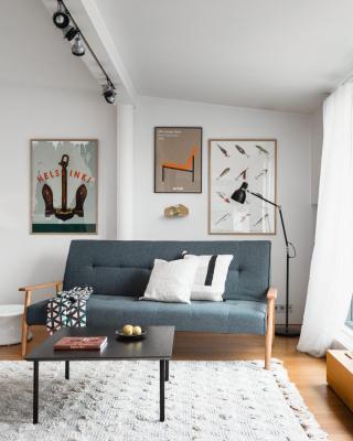 Central Nordic Design Penthouse