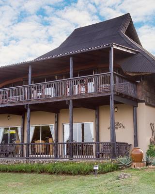 African Spirit Game Lodge