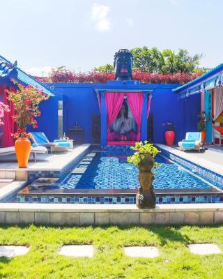 Villa Majorelle Bali