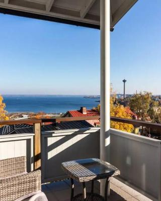 Villa Rajaportti with lakeview@all windows!