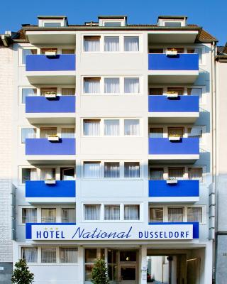 Hotel National Düsseldorf (Superior)