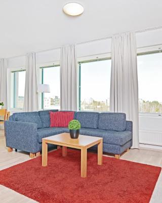 Forenom Serviced Apartments Tampere Pyynikki
