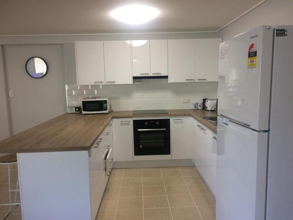 A kitchen or kitchenette at Stretton Lane