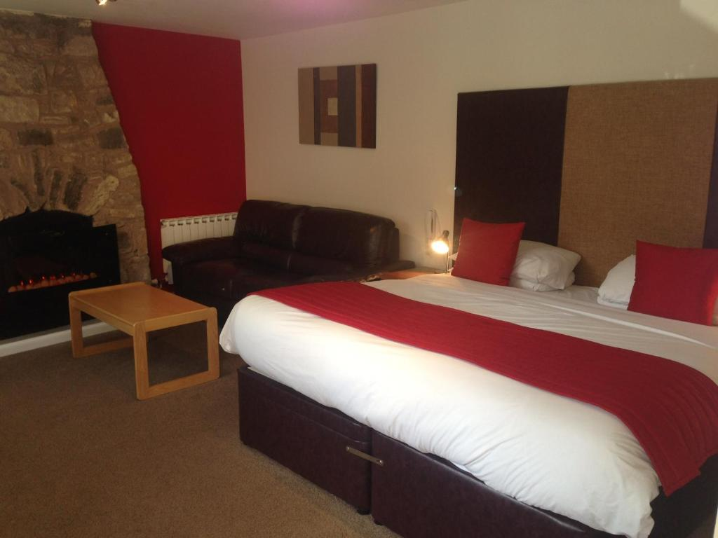 The Aberdour Hotel - Laterooms