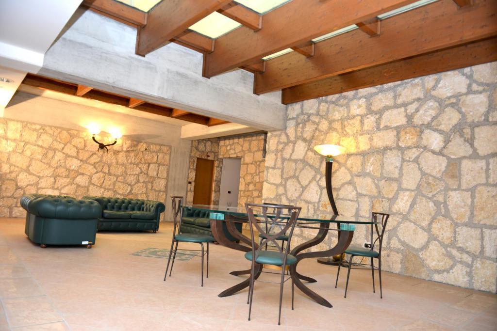 Area soggiorno di Clodi Resort