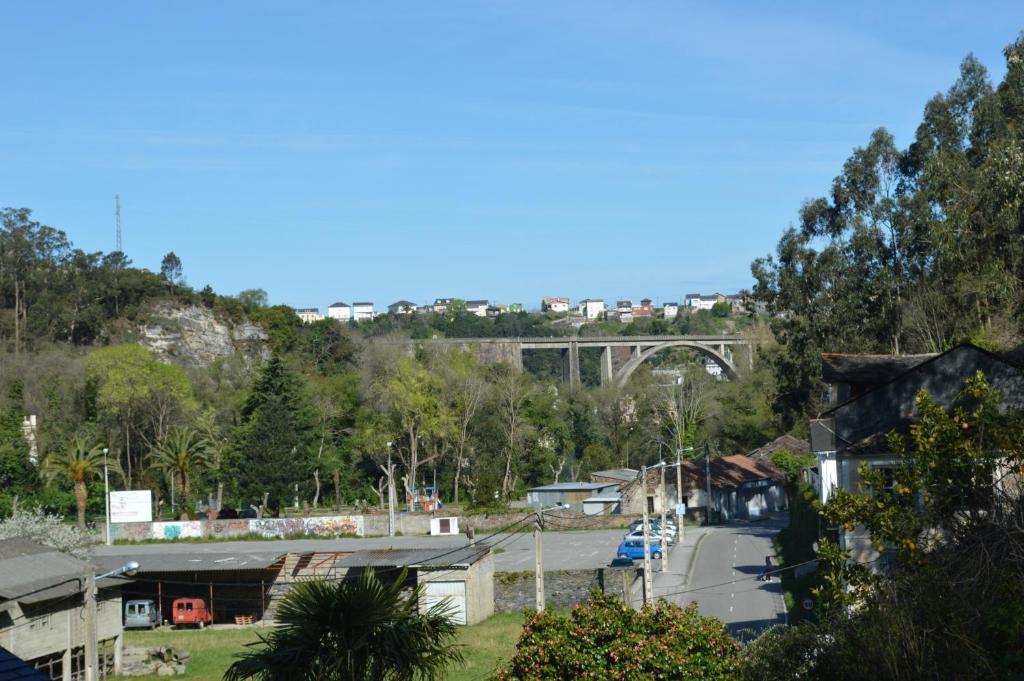 Vista de la piscina de Apartamentos La Capitana o alrededores