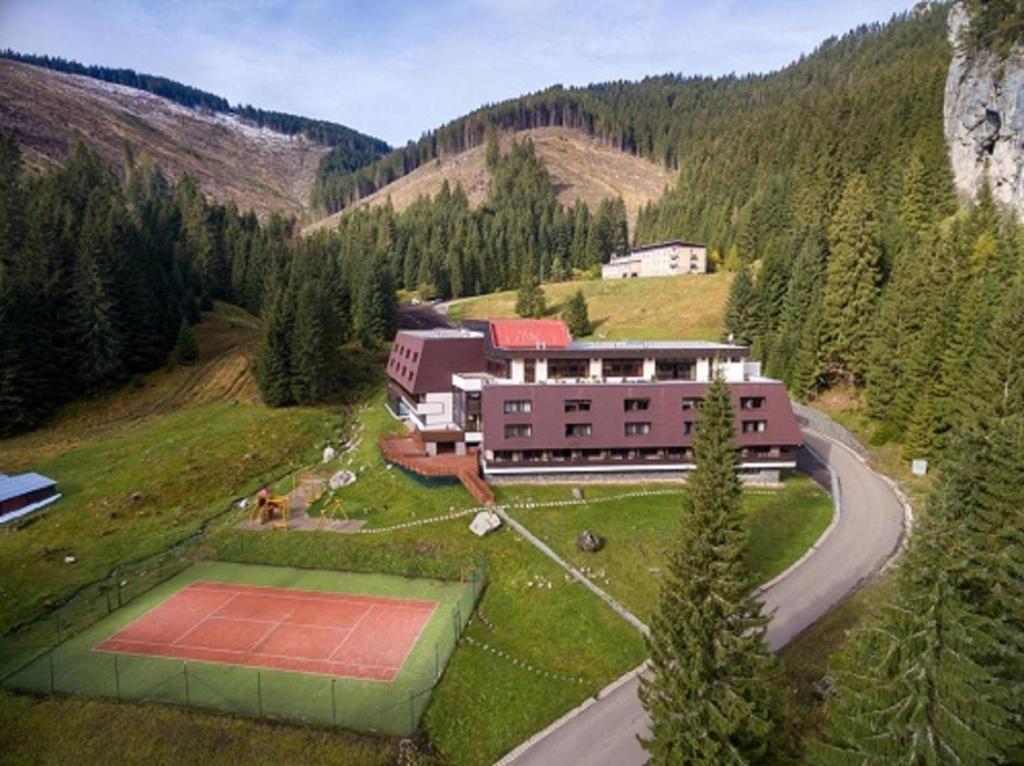 Wellness Hotel Repiska Demanovska Dolina, Slovakia