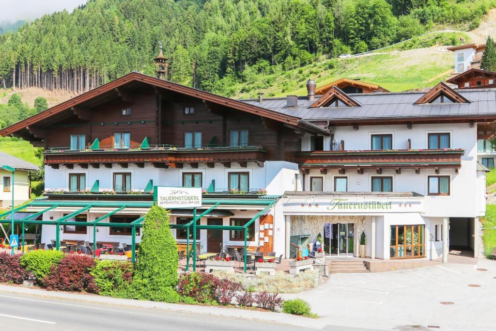 Alpenhotel Tauernstuberl Zell am See, Austria