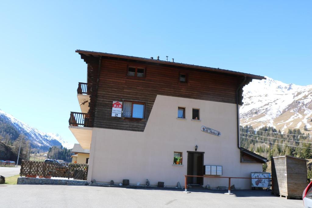 Apartment Chez Véro et Bernard during the winter