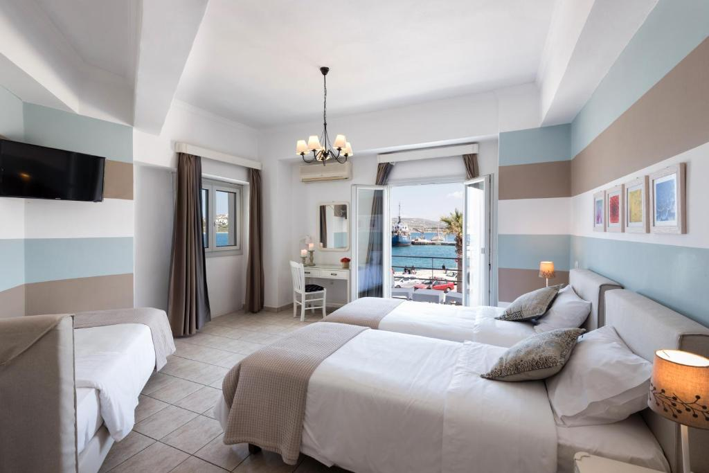 Hotel Oasis - Laterooms