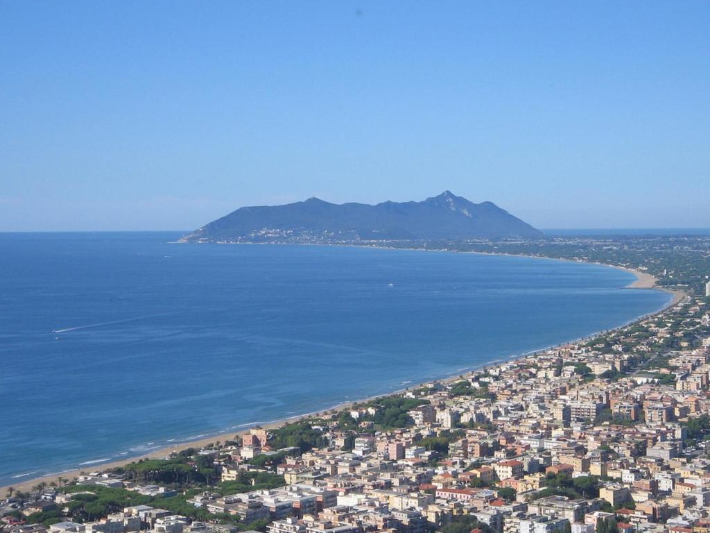 A bird's-eye view of Greggi Casa Vacanze