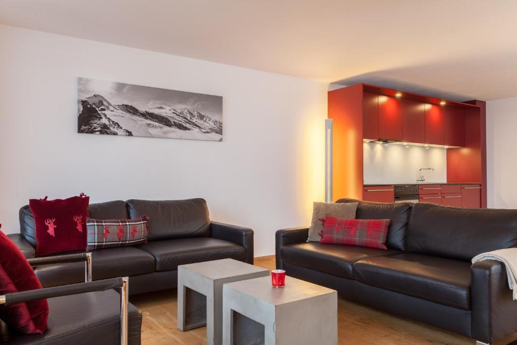 Elite Alpine Lodge - Apart & Breakfast Saas-Fee, Switzerland