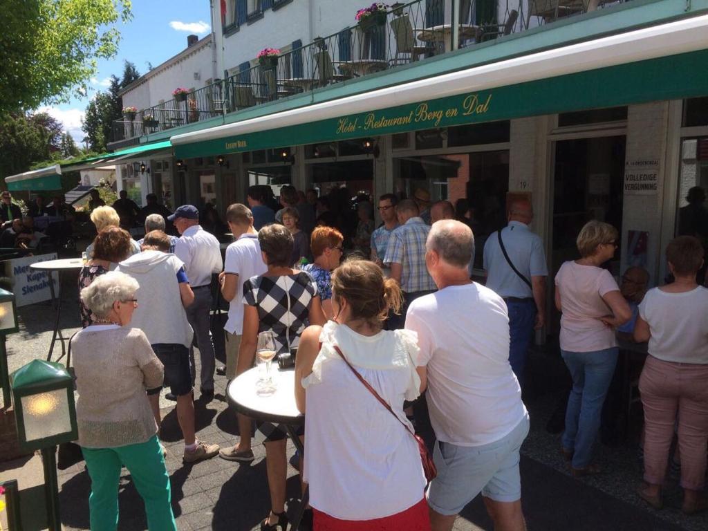 Guests staying at Gasterij Berg en Dal
