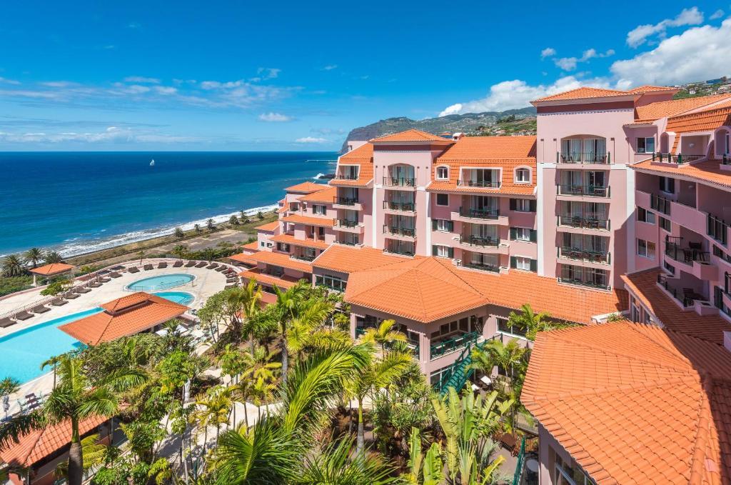 A bird's-eye view of Pestana Royal Premium Ocean & Spa Resort