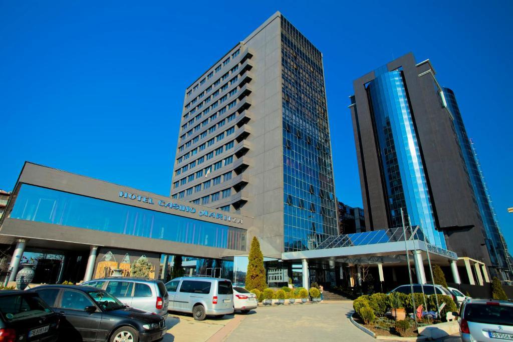 Maritza Hotel Plovdiv, Bulgaria