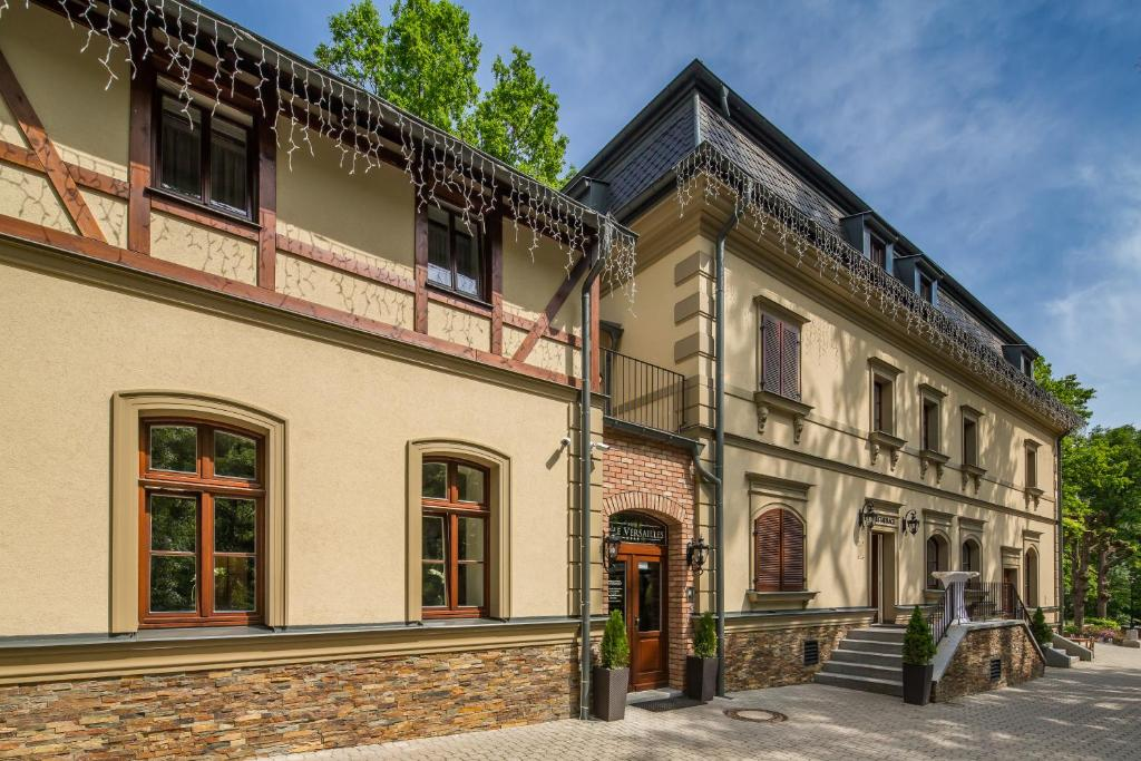 Hotel Male Versailles Karlovy Vary, Czech Republic