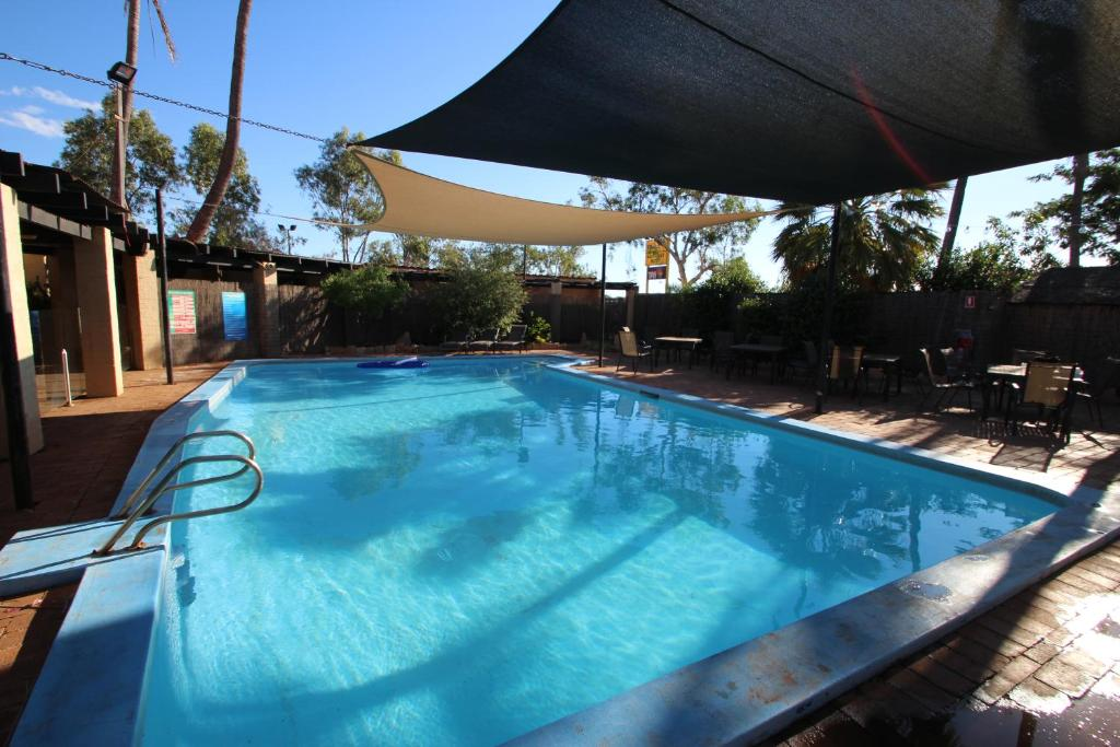 The swimming pool at or near The Landing Port Hedland