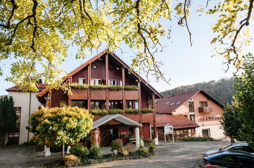 Restaurant & Landhotel Winter Gomadingen, Germany