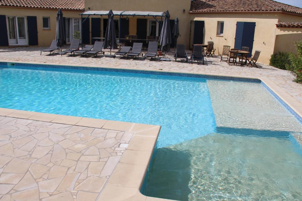 Villa des Cammaous
