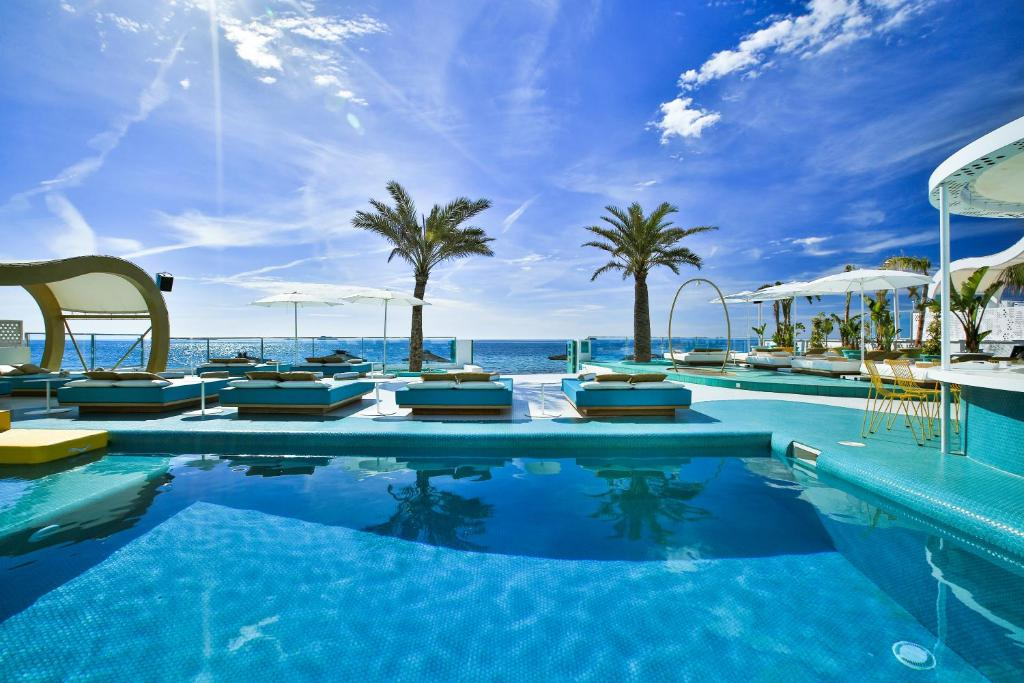 The swimming pool at or near Dorado Ibiza - Adults Only