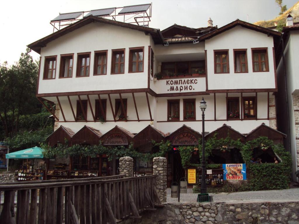 Mario Hotel & Complex Melnik, Bulgaria