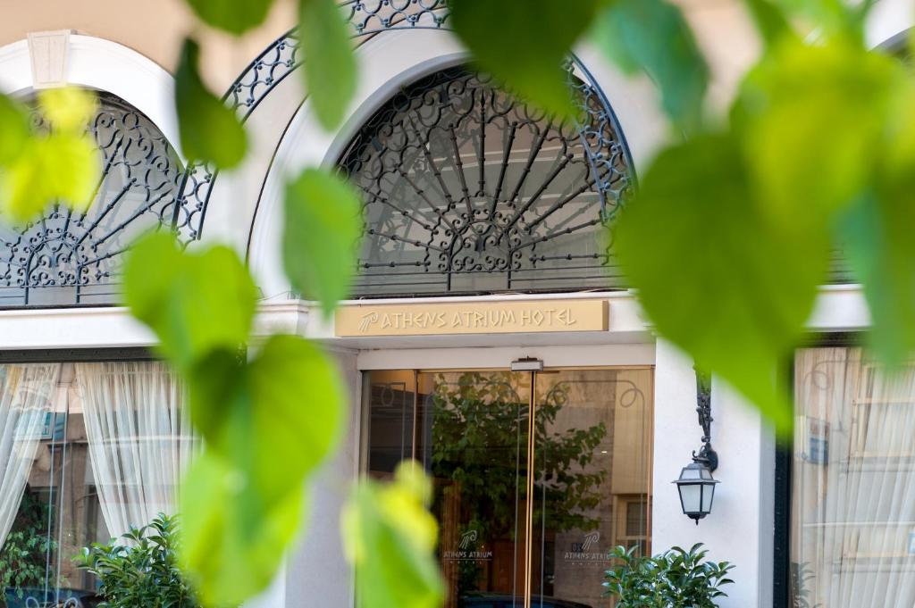 Athens Atrium Hotel & Suites - Laterooms