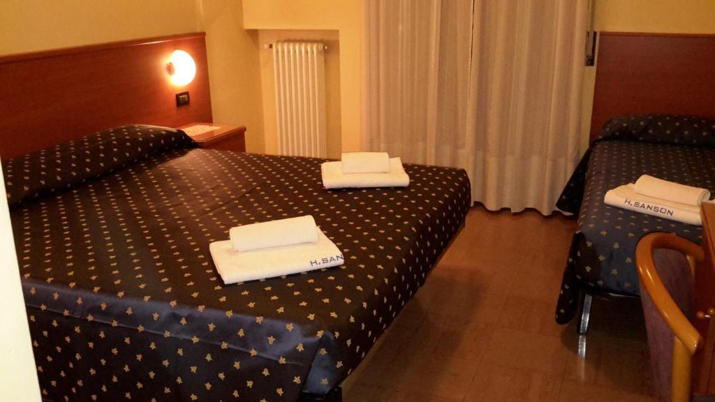 Hotel Sanson Vittorio Veneto, Italy