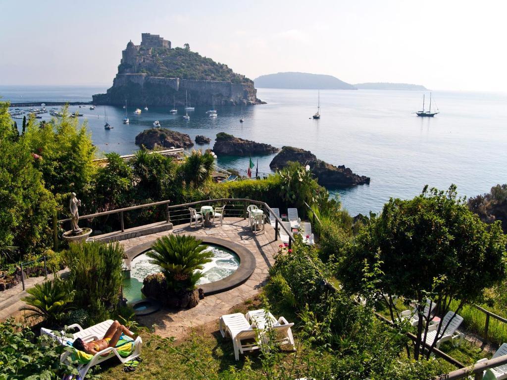Hotel Giardino Delle Ninfe E La Fenice Ischia, Italy