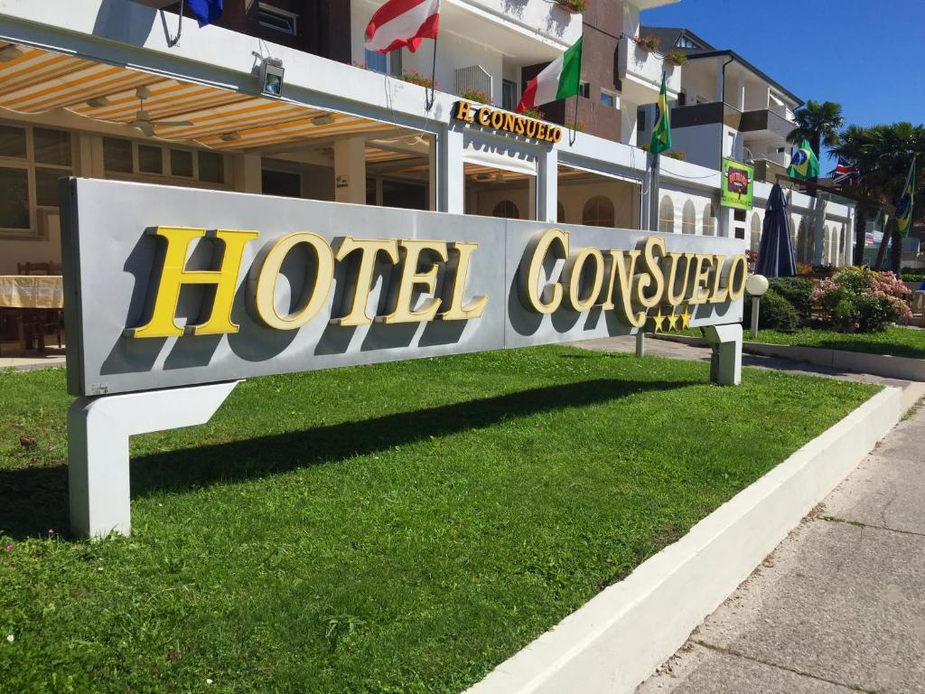Hotel Consuelo Lignano Sabbiadoro, Italy