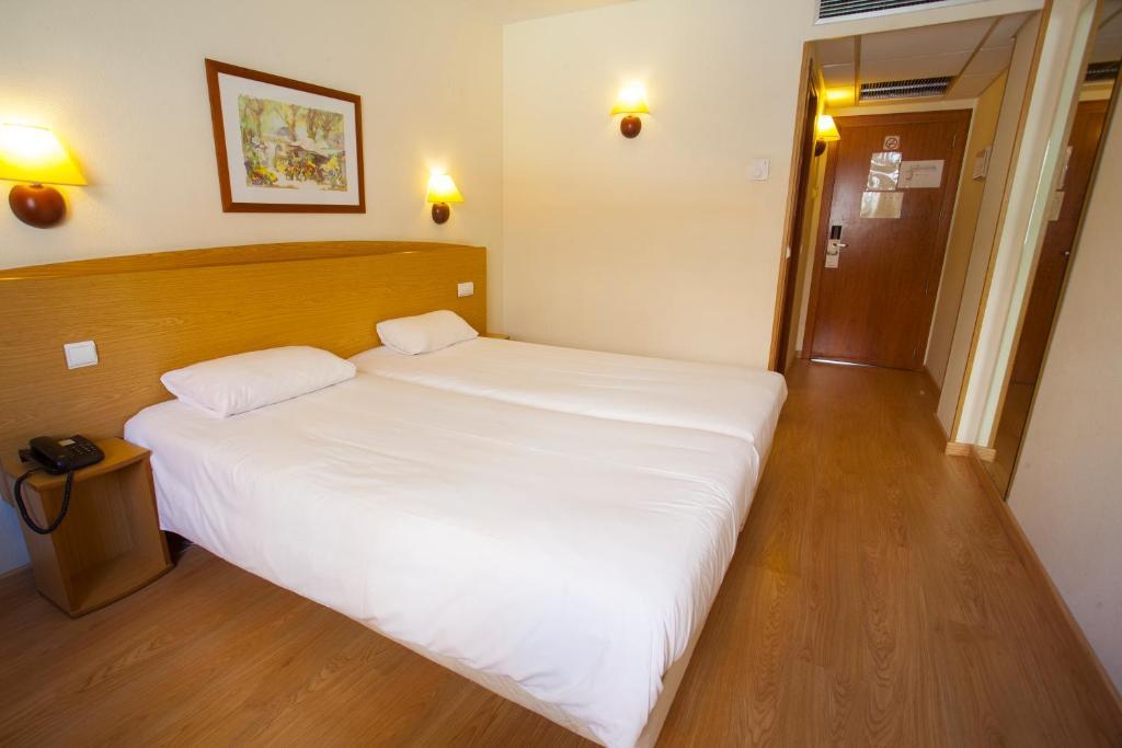 カンパニール アリカンテにあるベッド