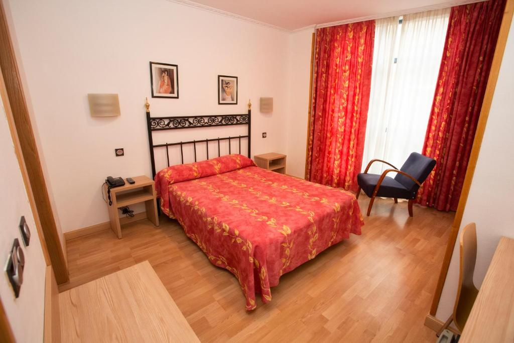 Hotel Don Manuel - Laterooms