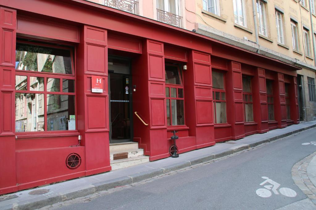 Hotel Saint Vincent Lyon, France