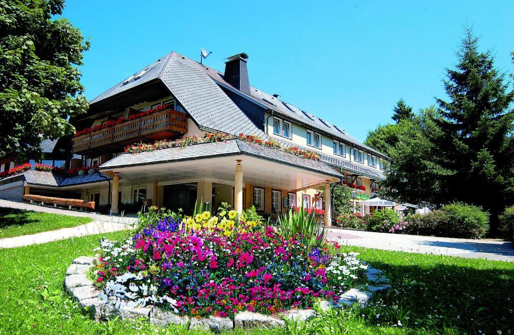 Hotel Schwarzwald-Gasthof Rossle Todtmoos, Germany