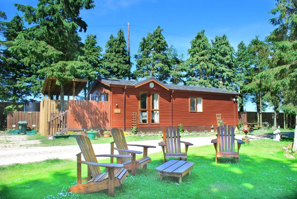 Rocklands Lodges - Laterooms