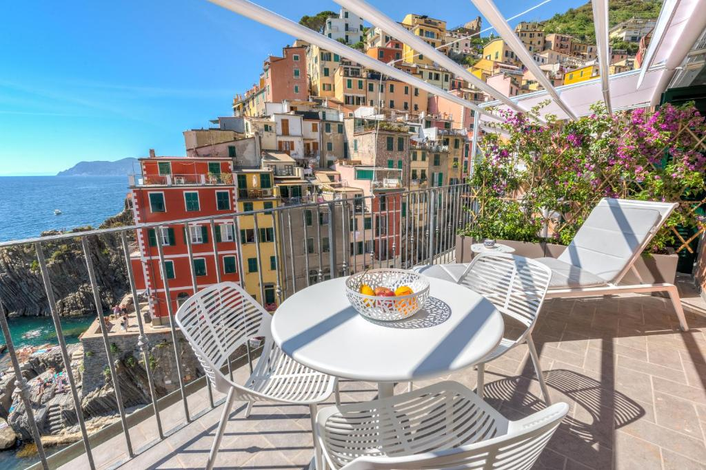 Balcon ou terrasse dans l'établissement La Vista di Marina by The First