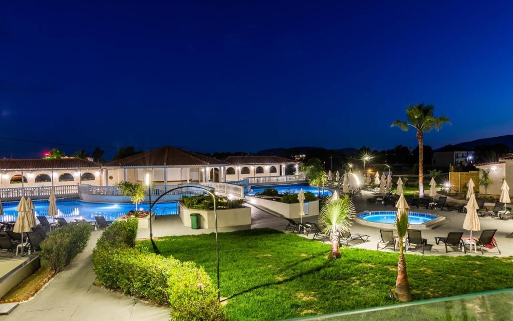 The swimming pool at or near Exotica Hotel & Spa by Zante Plaza