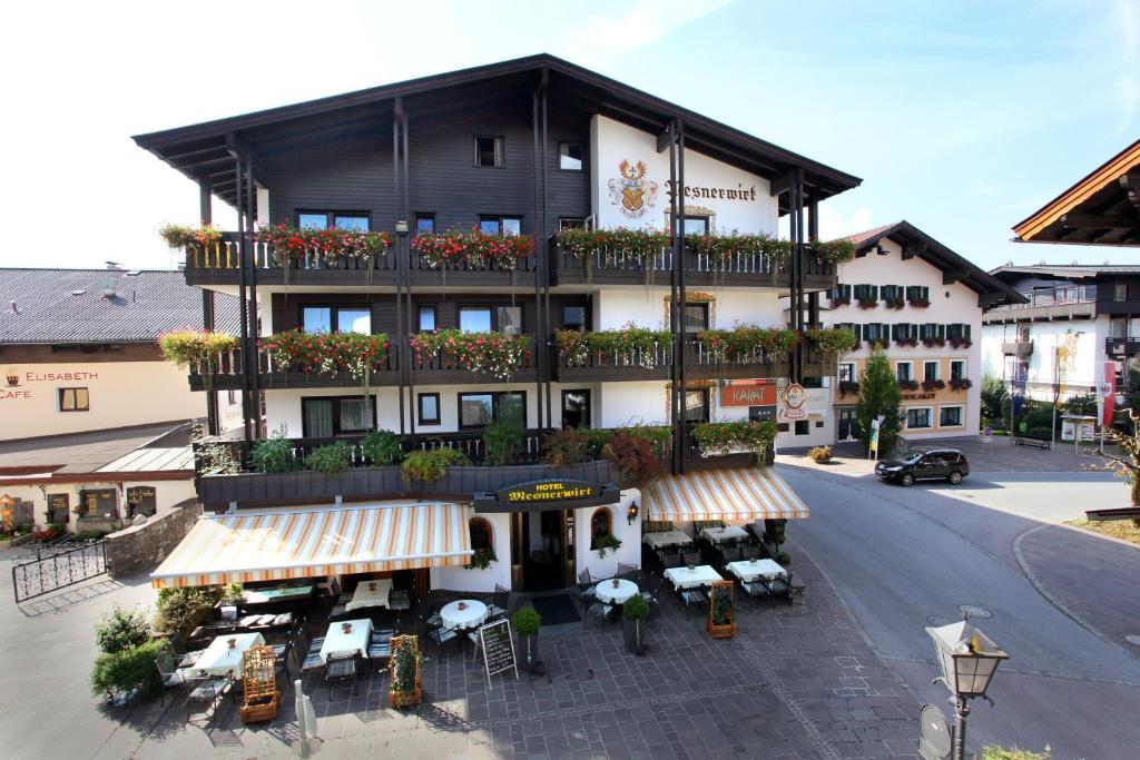 Hotel Mesnerwirt Westendorf, Austria