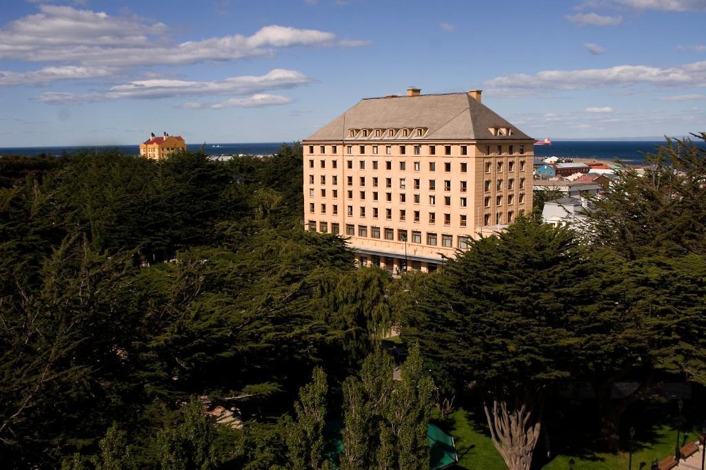 Hotel Cabo De Hornos a vista de pájaro