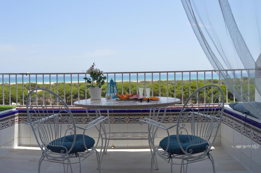 Un balcón o terraza de Studio Bellavista