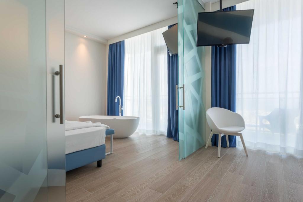 Hotel Mediterraneo Sottomarina, Italy