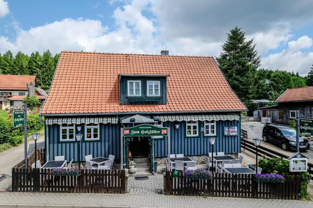 Hotel Garni und Gaststatte Zum Holzfaller Schierke, Germany