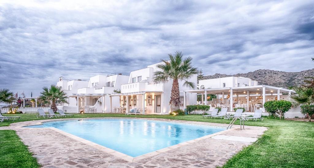 Orkos Beach Hotel Mikri Vigla, Greece